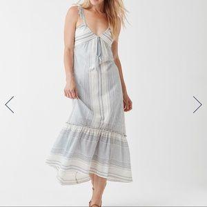 Splendid | Tulum Stripe Tie Dress